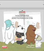 MINISO WE BARE BEARS FACIAL COTTON PADS 2007644710102 COTTON PADS