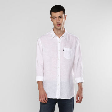 LEVIS BINDING 32864-0099 SHIRT LONG SLEEVE (M)