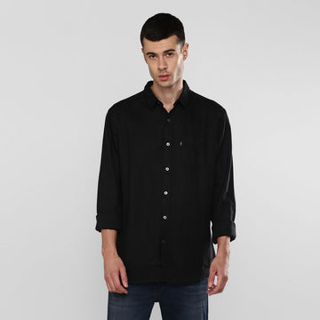 LEVIS BINDING 32864-0100 SHIRT LONG SLEEVE (M)