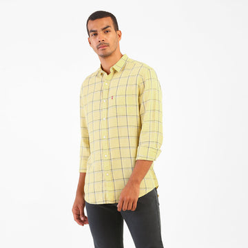 LEVIS SLANT POCKET 32874-0294 SHIRT LONG SLEEVE (M)