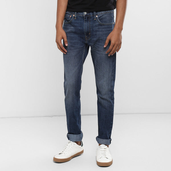 Levi's 512™ Performance Slim Tapered Fit Jeans 36087-0163 Denim Pant (Jeans) (M)