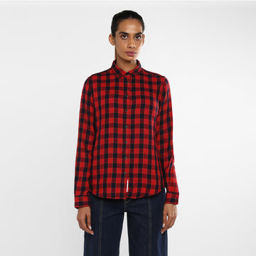 Levi's Reversible Shirt 36525-0009 SHIRT LONG SLEEVE (W)