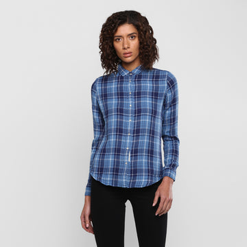 Levi's Reversible Shirt 36525-0011 SHIRT LONG SLEEVE (W)