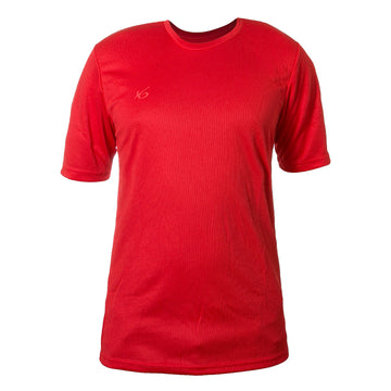 K6 Red / MV-001S Jersey Short Sleeve Football (m)