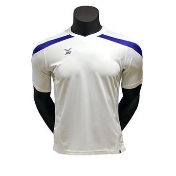 Fbt White Jersey Short Sleeve Football Jersey Uniform