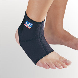 Lp Black Ankle Support