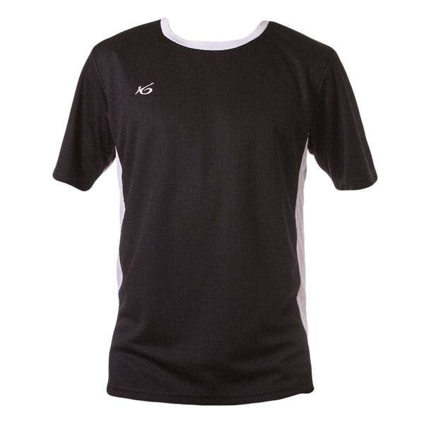 K6 Black/ Asn130 Jersey Short Sleeve Football (m)