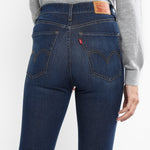 Levi's Mile High Skinny Jeans 52641-0042 Denim Pant (Jeans) (W)