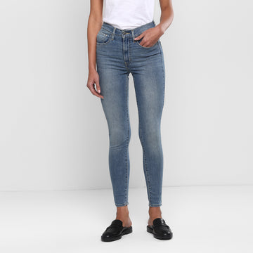 Levi's Mile High Super Skinny Jeans 52641-0047 Denim Pant (Jeans) (W)