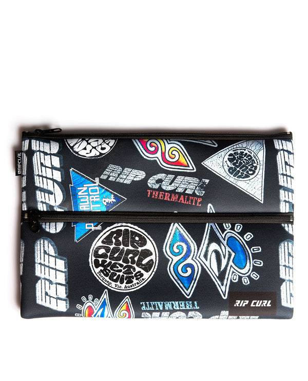 Ripcurl x large pencil case-431 Pencil case (yb)