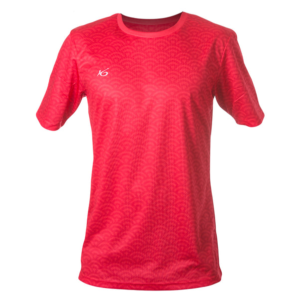 K6 Bsns20 / Red Jersey Short Sleeve Football (m)