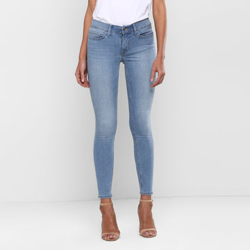Levi's 710 Innovation Super Skinny Jeans 56495-0035 Denim Pant (Jeans) (W)