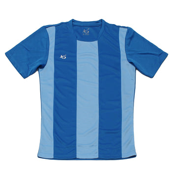 K6 ASN132 / Blue Jersey Short Sleeve Football (m)