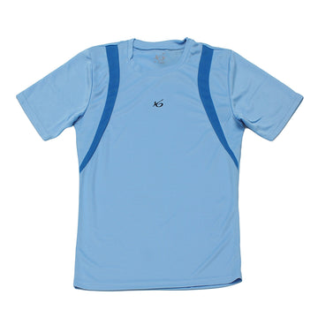 K6 ASN140 / Blue Jersey Short Sleeve Football (m)