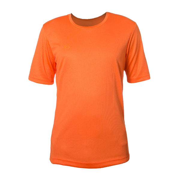 K6 Orange / Mv-001s Jersey Short Sleeve Football (m)