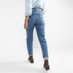 Levi's Mom Jeans 59456-0005 Denim Pant (Jeans) (W)