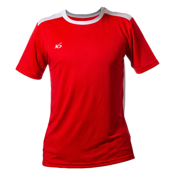 K6 Red / ASN188 Jersey Short Sleeve Football (m)