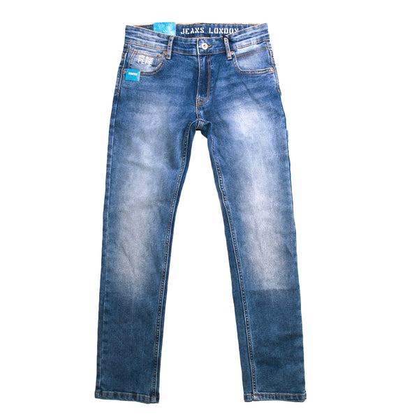 Pepe Jeans Arnold-R Ip PB201593J67 MED USED Denim Jeans Young Boys