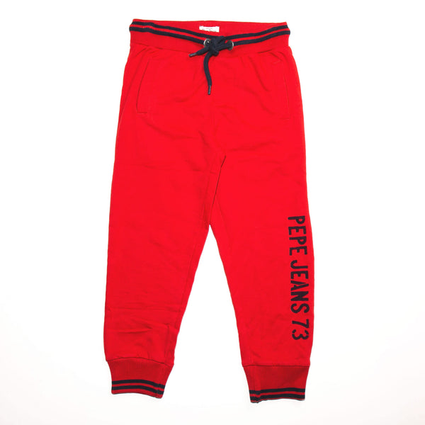Pepe Jeans Broody Ip PB210554 RED Pant Young Boys