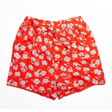 Pepe Jeans Messy Ip PG800695 RED Walkshort Young Girls