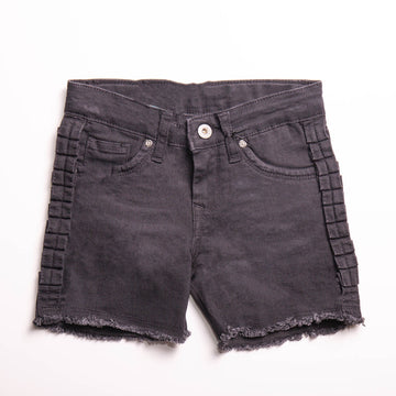 Pepe Jeans Abiga Jr Ip PG800701Q01 BLACK US Walkshort Young Girls
