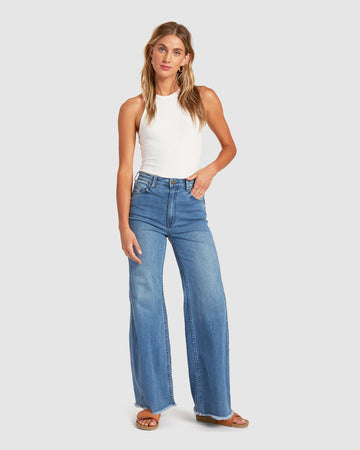 BILLABONG WIDE RANGE 6517400-CT2 DENIM PANT (JEANS) (W)