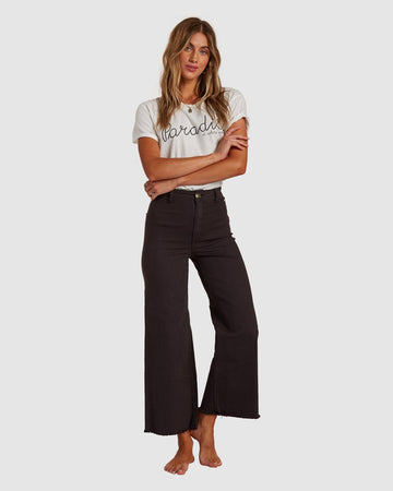 BILLABONG FREE FALL 6517442-BLK PANT (W)
