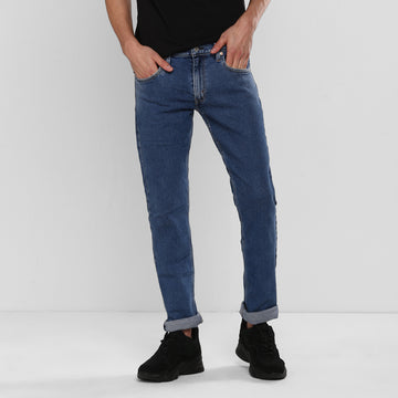 LEVIS 65504™ PERFORMANCE SKINNY FIT 65504-0495 DENIM PANT (JEANS) (M)