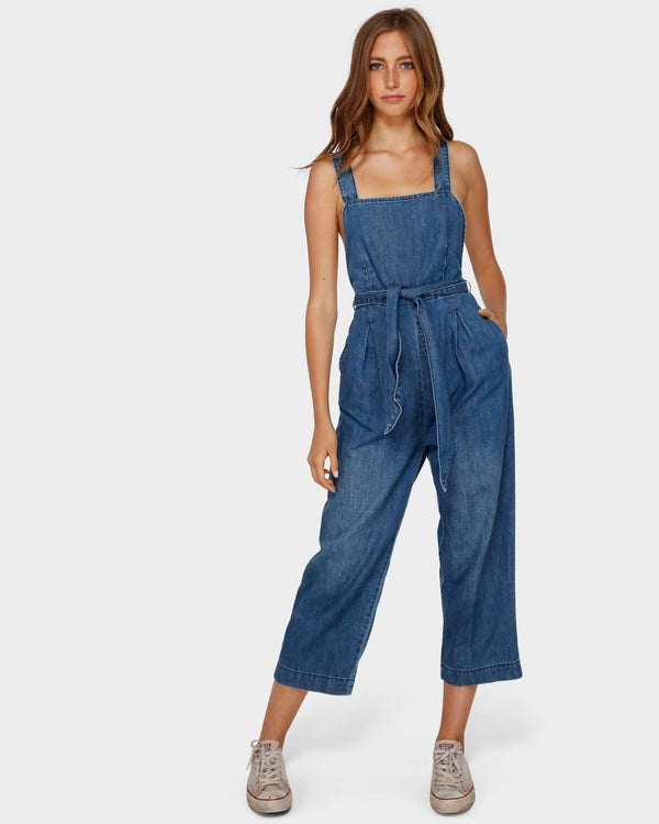 Billabong Sarai 6591514S-FBLUE Jumpsuit (W)