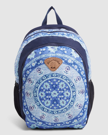 BILLABONG GRACEFUL BKPE 6603005B-BLU BACKPACK (W)