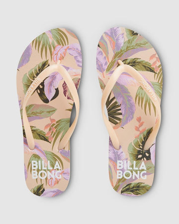 BILLABONG TROPICALE THONG 6603811-P20 FLIP FLOP (W)
