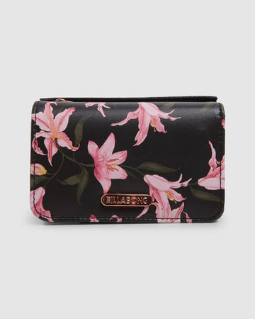 Billabong Perfect Day Wallet 6607201C-BLK Wallet (W)