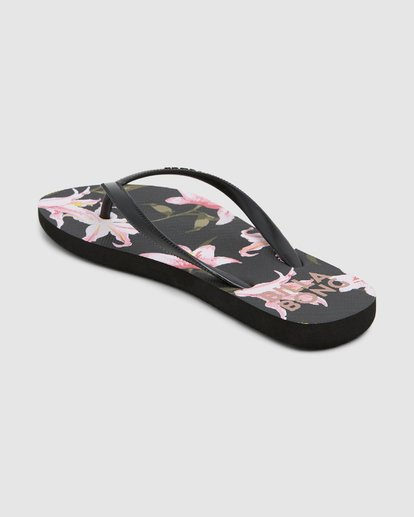 Billabong Stargazer Thong 6607801-CANVAS Flip Flop (W)