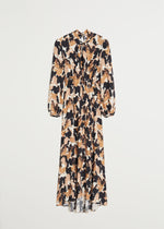 Mango Printed Long Dress 67027900-17