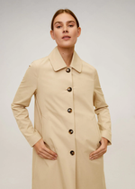 Mango Carey buttons trench 67075919-08