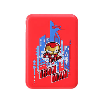 MINISO MARVEL COLLECTION 5000MAH POWER BANK(IRON MAN) 2008091510109 POWER BANK