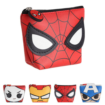 MINISO MARVEL COLLECTION COIN PURSE 2008181510101 COIN PURSE