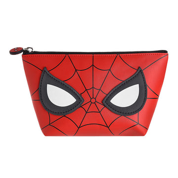 MINISO MARVEL COLLECTION COSMETIC BAG(SPIDER-MAN) 2008181710105 COSMETIC BAG