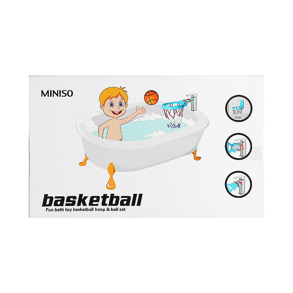 MINISO BATHROOM BASKETBALL SET 2009874010106 SPORT TOYS
