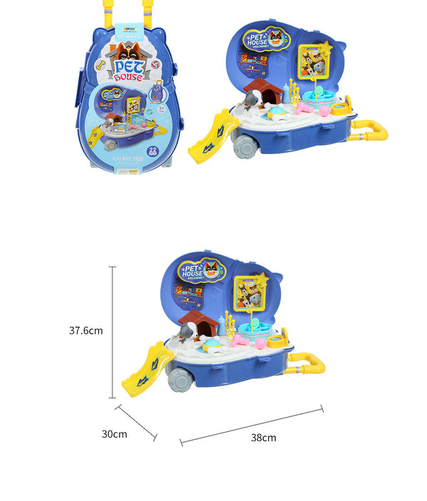 MINISO PRETEND PLAY TOYS (PET HOME) 2009873810103 EDUCATIONAL TOYS