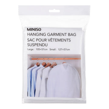 Miniso Hanging Garment Bag 2007145810103