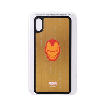 MINISO MARVEL TEMPERED PROTECTOR FOR IPHONE XS MAX 2007245710105 SCREEN PROTECTOR