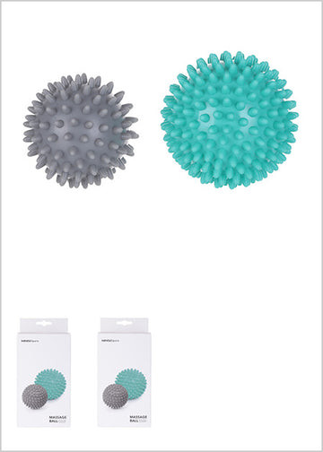 Miniso Sports - Massage Ball (Green) 2 Pack 0300021232