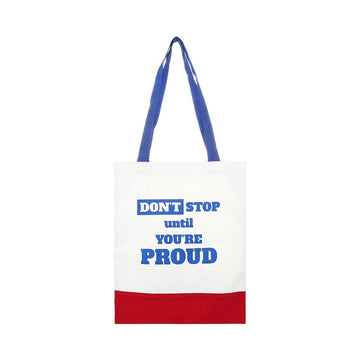 MINISO SHOPPING BAG, RED 0800028562 GROCERY BAG
