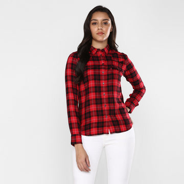 LEVIS ANNE MODERN 72894-0000 SHIRT LONG SLEEVE (W)