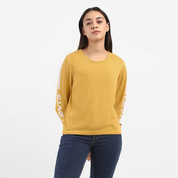 LEVIS POINTELLE 73276-0010 T-SHIRT LONG SLEEVE (W)