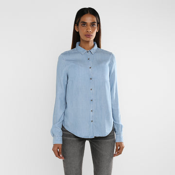 Levi's Styled Shirt 73593-0014 Shirt Long Sleeve (W)