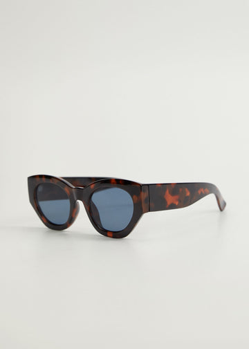 Mango Acetate Frame Sunglasses 77010520-32