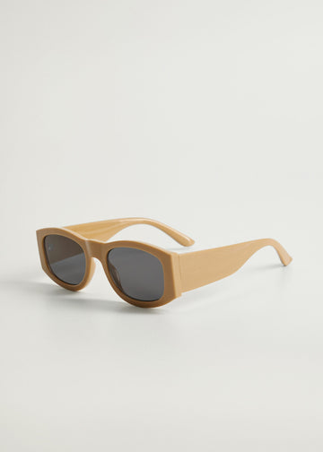 Mango Acetate Frame Sunglasses 77013260-01