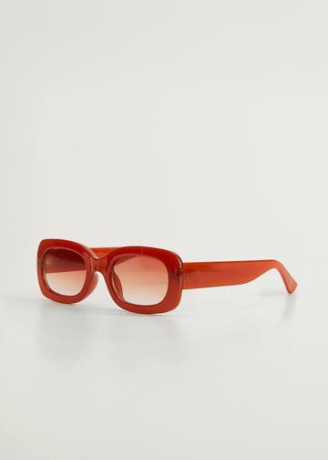 Mango Rectangular Sunglasses 77040044-27